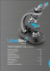 Catalogue Traitement de l'eau 2016